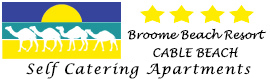 BROOME BEACH RESORT  - CABLE BEACH ACCOMMODATION - BOOK DIRECT & SAVE !!